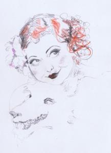 ophelia bitz burlesque performer