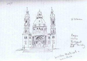 Budapest - St Stephen basillica