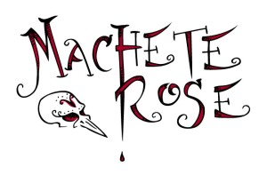 machete rose logo
