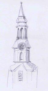 st georgs spire